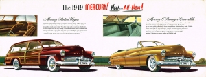 All New 1949 Mercury 3